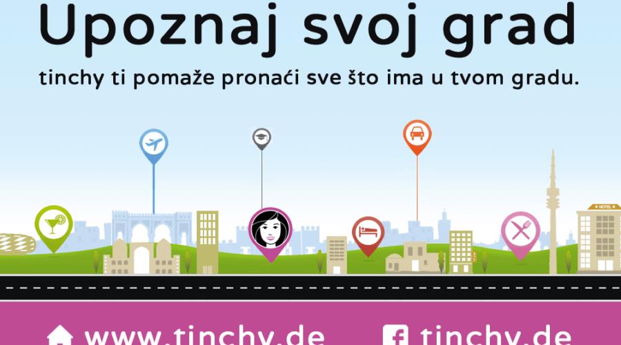 Tinchy.de – Upoznaj svoj grad