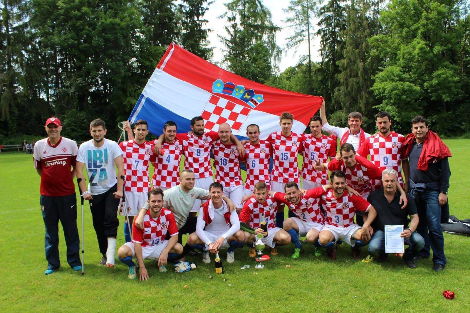 FC Croatia München – Nogomet