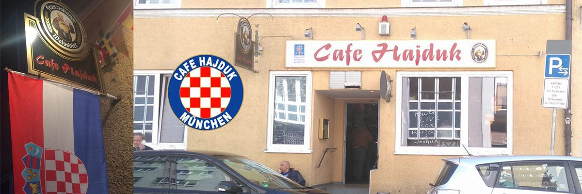 Fan Zone – Cafe bar Hajduk