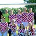 Vatrene nogometašice Croatie München postigle najbolji rezultat u povijesti kluba!