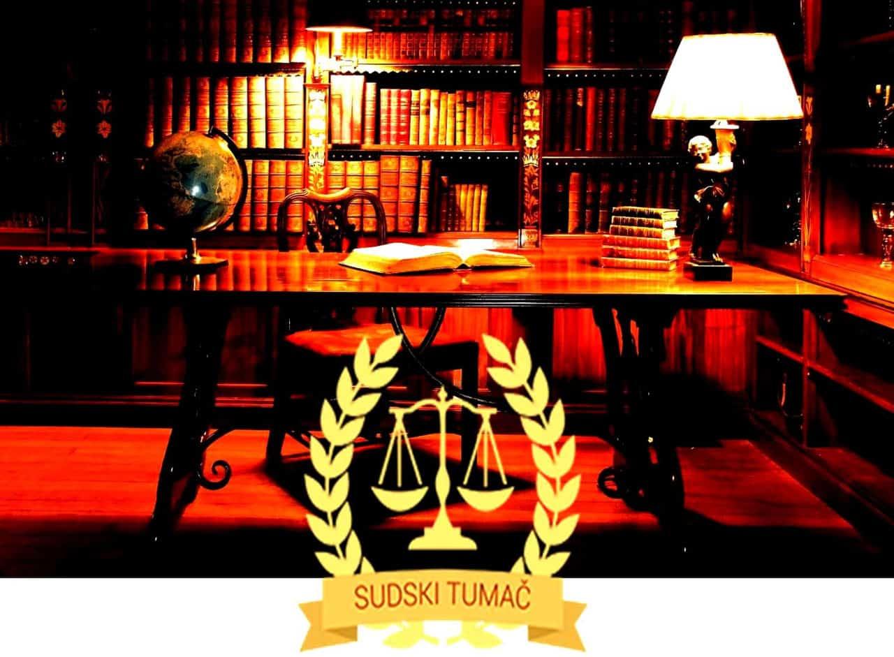 Sudski tumač – Dr. sc. Tado Jurić