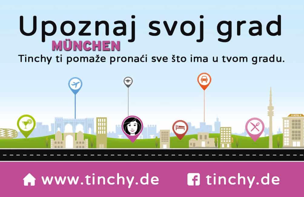 Facebook stranica Tinchy.de – Važna obavijest
