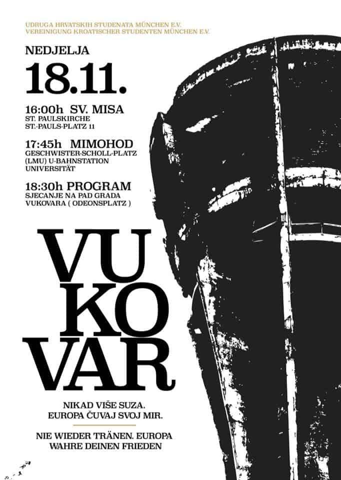 18.11.2018 – Mimohod – Vukovar