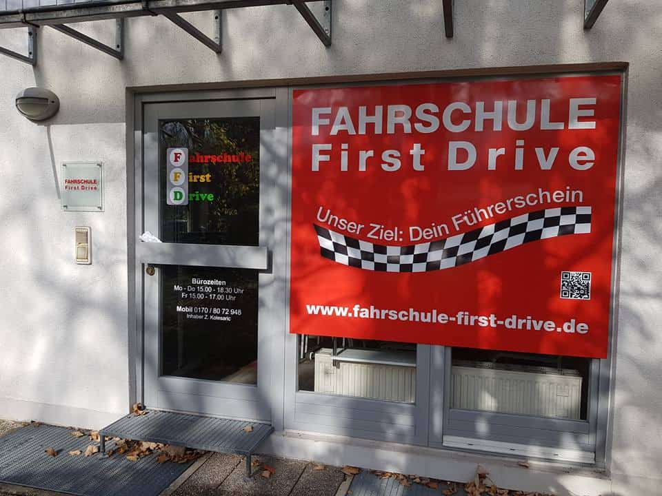 First Drive – Autoškola – Großhadern
