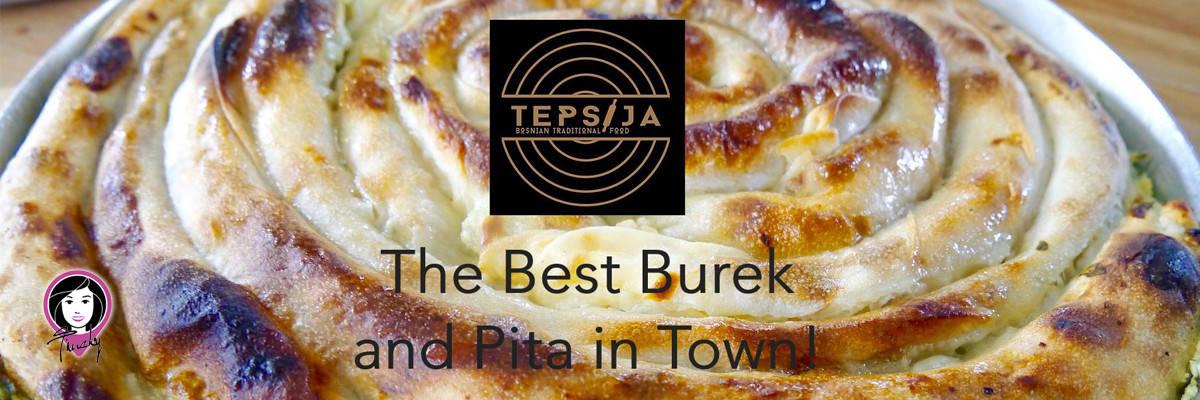 Tepsija 2 – Burek & Pita