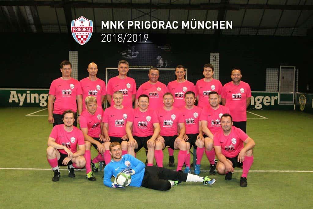 MNK Prigorac München
