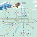 Plan staza za sanjkanje u Münchenu