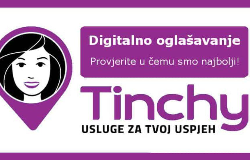 Tinchy – Digitalno oglašavanje