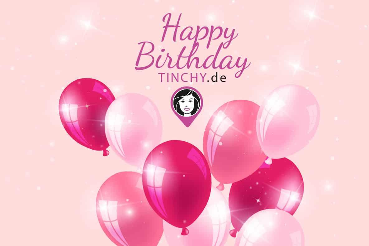 Tinchy.de slavi drugi rođendan
