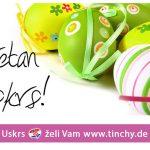 Sretan Uskrs želi Vam Tinchy.de!