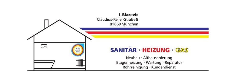 Ivica Blazevic – Gas-Heizung-Sanitär