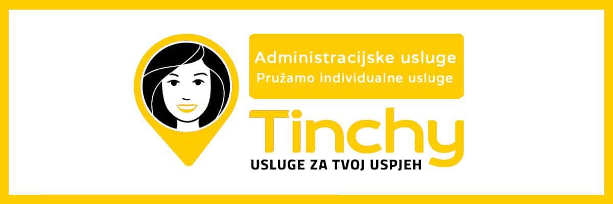 Tinchy – Administracijske usluge