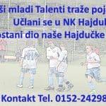 Nogomet za djecu – NK Hajduk 1970 München