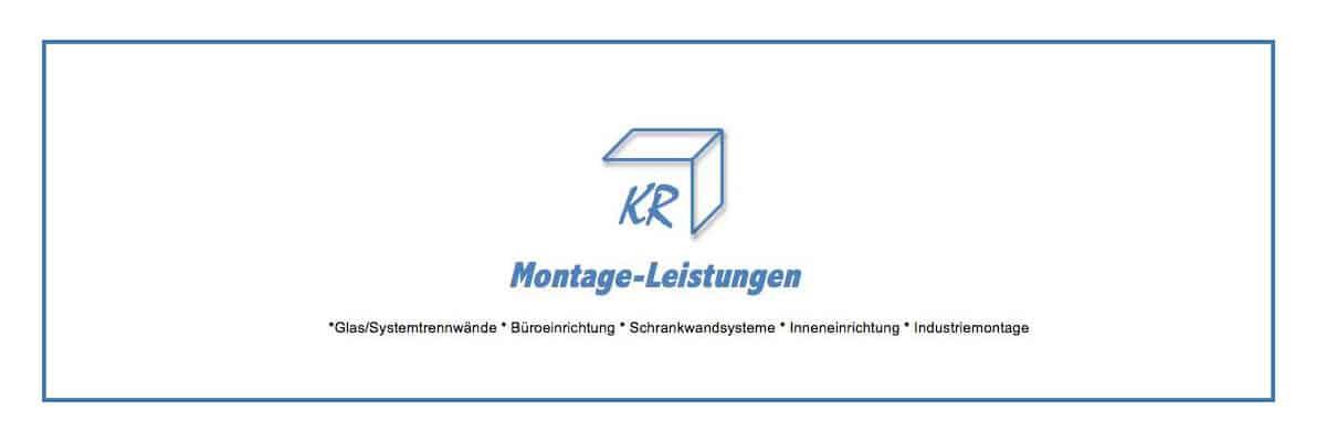 KR Montage-Leistungen