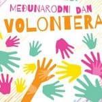 Čestitamo Međunarodni dan volontera!