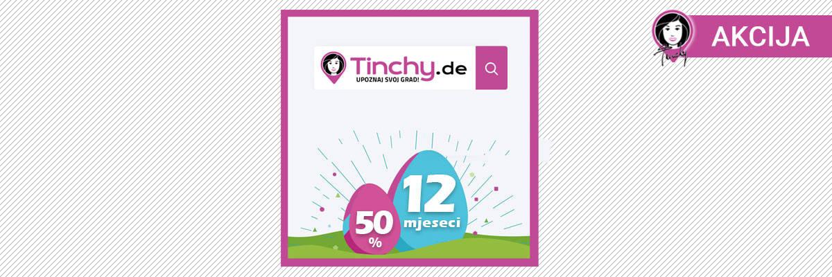 Uskrsna akcija – Jaje do jaje popust ti daje – Uštedite 50% kod obnove oglasa!