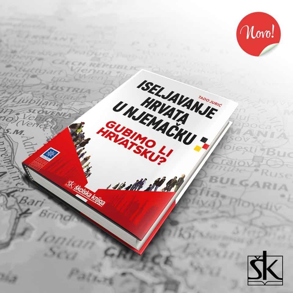 Nagradna igra za knjigu – Iseljavanje Hrvata u Njemačku – Gubimo li Hrvatsku?