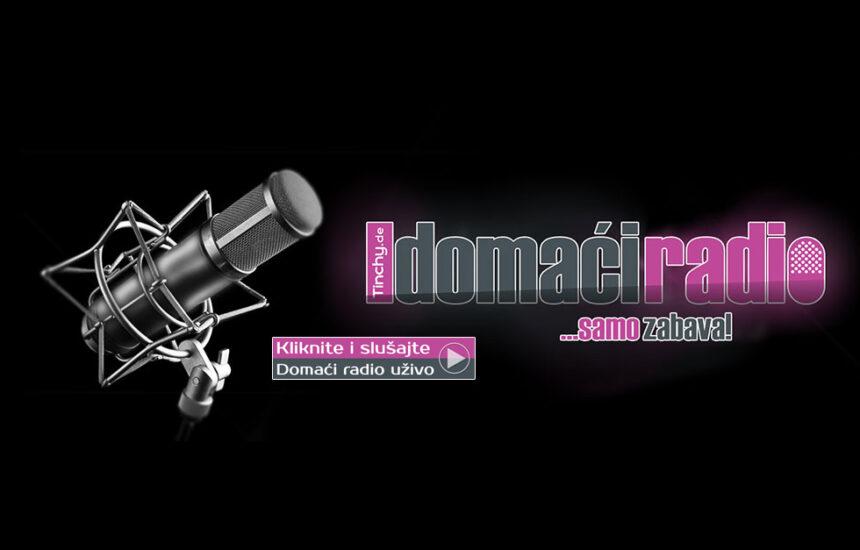 Domaći Radio – Tinchy.de – Slušajte uživo