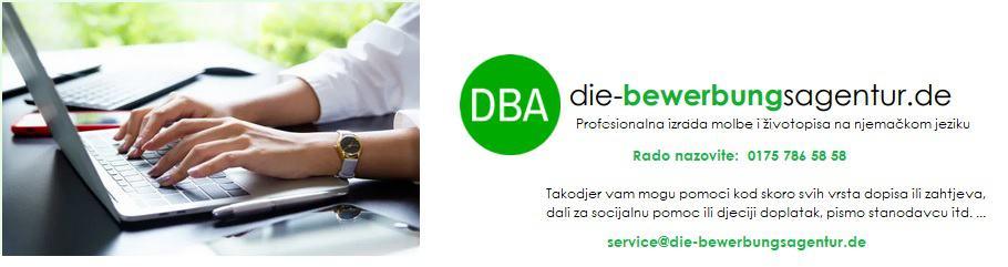 "Vaš profesionalni ""Bewerbung"" – Die-bewerbungsagentur.de"
